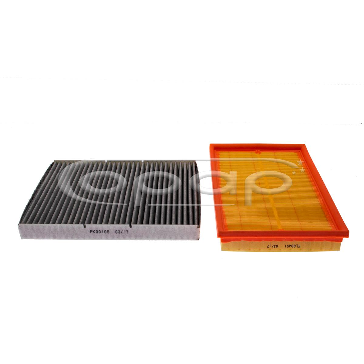 Inspektionspaket 2-tlg für VW GOLF IV 1J1 1.6 16V