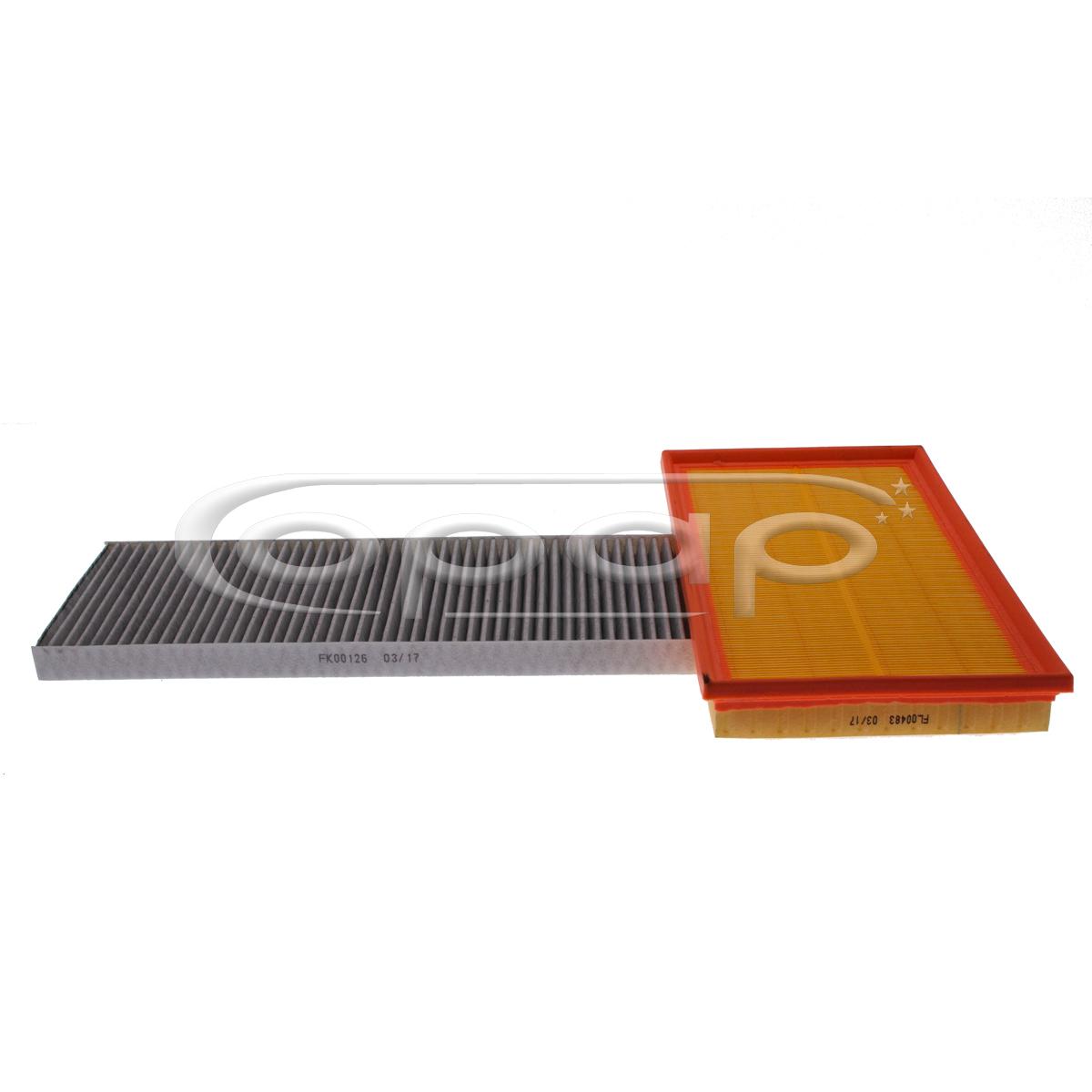Inspektionspaket 2-tlg für OPEL VECTRA B J96 1.6 i 16V F19